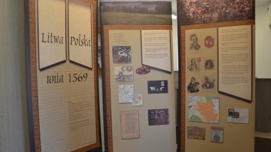 "Wystawa ""Litwa i Polska. Unia 1569"""