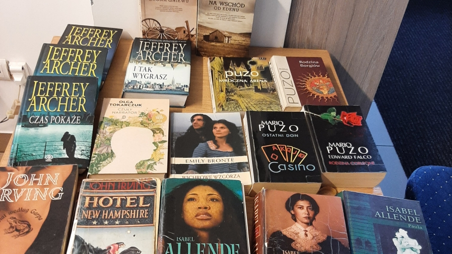Sagi rodzinne i wielkie powieści